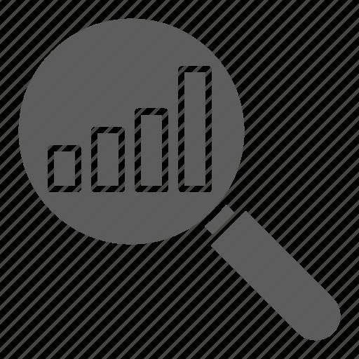 audit, chart, optimization, seo, web icon