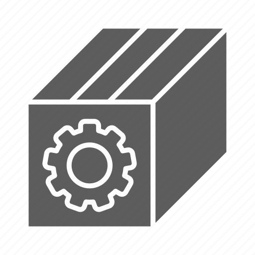 box, optimization, package, seo, web icon