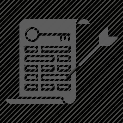 document, keyword, optimization, seo, target, web icon