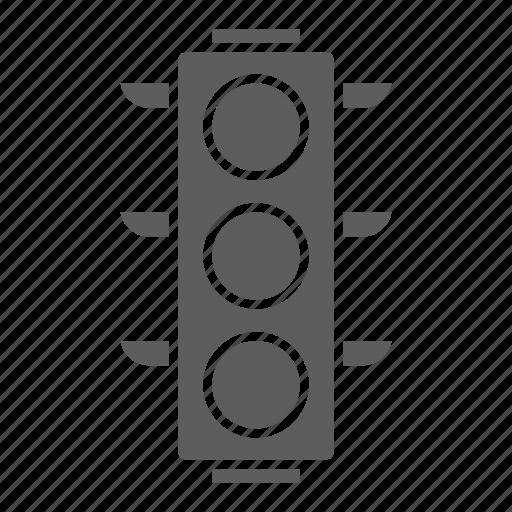light, optimization, seo, traffic, web icon
