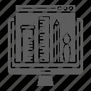 design, graphic, optimization, portfolio, seo, web icon