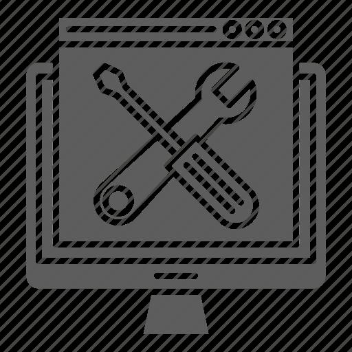 optimization, seo, tools, web, website icon