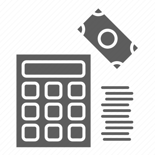 calculator, finance, management, optimization, seo, web icon