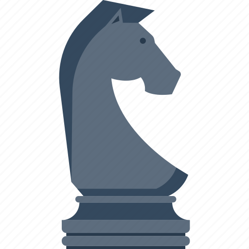 Chess, figure, game, knight, plan, strategy, tactic icon - Download on Iconfinder