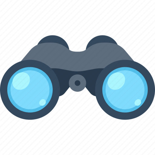 Analysis, binoculars, explore, find, research, search, view icon - Download on Iconfinder