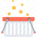 basket, buy, cart, commerce, ecommerce, shopping, webshop icon
