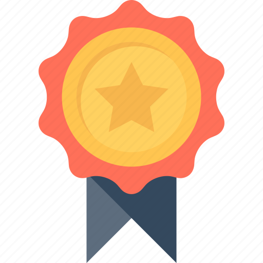 Achievement, award, badge, medal, prize, quality, success icon - Download on Iconfinder