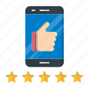 best, customer, rating, reviews, seo, stars icon