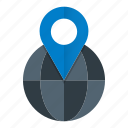 geo, location, optimization, seo, targeting icon
