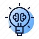 brainstorming, ideas icon