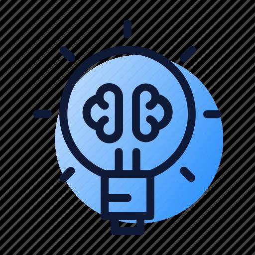 brainstorming, ideas icon