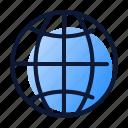 global, globe, www