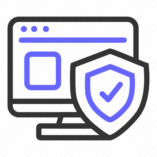 protection, secure, security, seo, shield, website icon