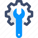 search engine optimization, seo, settings, support team, technical support icon