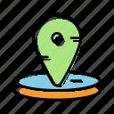 location, maps, navigation, pin, place, place optimization, seo
