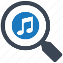 music, search, seo icons, seo pack, seo services, social media, web designer icon