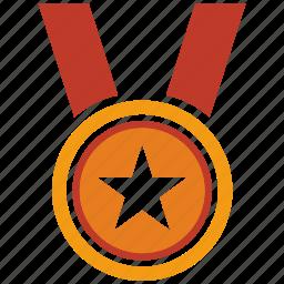 award, seo icon