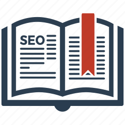 documentation, seo icon