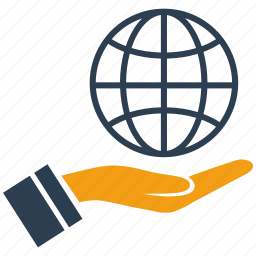 global, seo icon