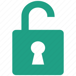 business, lock, marketing, open, security, seo, web icon