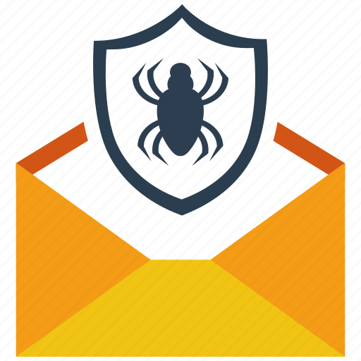protection, seo, spam icon