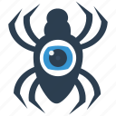 seo, spider, tool icon