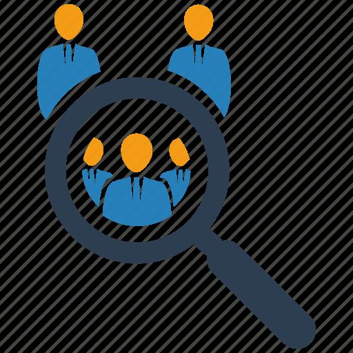 search, seo, team icon