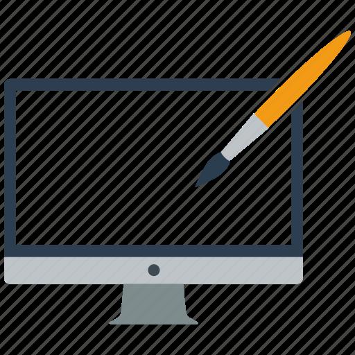 design, seo, web icon