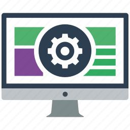 development, seo, web icon