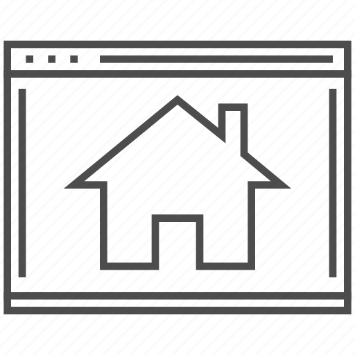 Building, home, homepage, house, seo, web, website icon - Download on Iconfinder