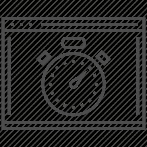 development, seo, seo perfomance, stopwatch, time, timer, web icon