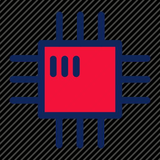 browsing, chip, hardware, internet, seo icon