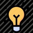 bulb, business, creativity, idea, light, seo