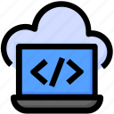 cloud, html, laptop, programming, seo, technology, web