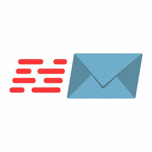 email, envelope, letter, marketing, message, send, seo icon