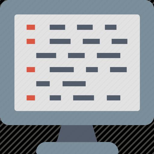 coding, computer, design, development, graphic, programming icon