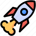 launch, missile, rocket, seo, space, startup