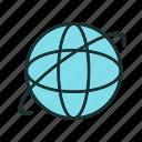 internet, network, online, web icon