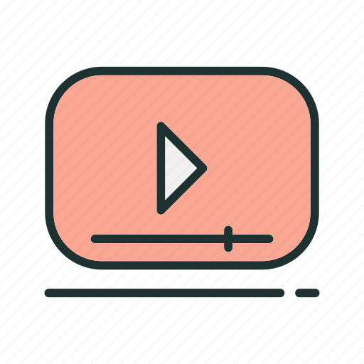 media, multimedia, music, video icon