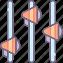 campaign, settings, tweaks icon