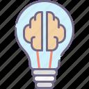 content, idea, marketing, seo icon