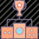 award, factor, ranking, rating