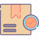 package, product, services icon