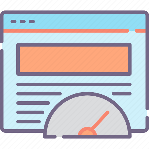 Homepage, optimization, website icon - Download on Iconfinder