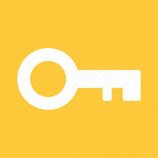 key, password, protect, security icon