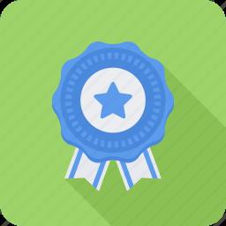 award, badge, prize, seo, win, winner icon