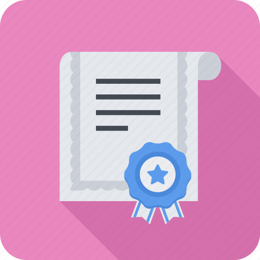 award, certificate, prize, win, winner icon
