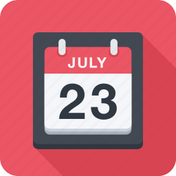 calendar, date, deadline, event, terms icon
