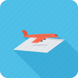 airplane, landing, marketing, page, seo, site icon