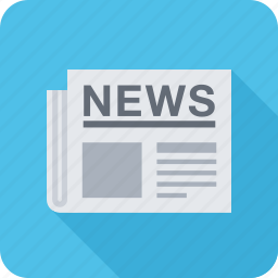 article, newspaper, press, promotion, release icon